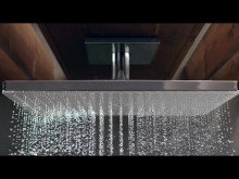 Dusj med hansgrohe: Meet the beauty of water.