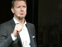 Hans Vestberg at SIME London- Ericsson