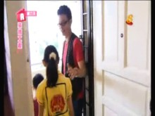 Evorich  Flooring Group on Home Makeover 2 (玩家万岁2) Episode 6