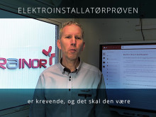 Her er seniorinstruktør Hans Olav Arnesens tips til deg som skal ta installatørprøven