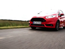 FORD FIESTA ST VIDEO #2