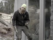 Björn Bygger Bo, attefall – Avsnitt 2 Putsat och klart