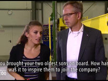 NDR contribution: the innovative family business VisiConsult