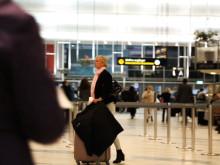 Göteborg Landvetter Airport - check in