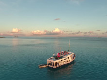 Liveaboard Maldiverna