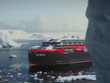MS Roald Amundsen - B-roll footage