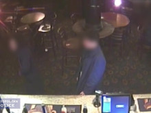 CCTV: Glass attack at Peckham pub