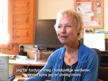 Sarah Lark forteller om sitt forfatterskap