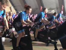 Konica Minolta tramper i pedalerne for velgørenhed