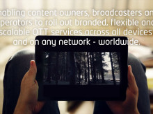 Xstream MediaMaker™ an OTT Platform by Xstream