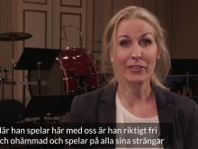 Trumpetaren Jonas Lindeborg