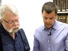 Släktforskaren Mats söker information om släktingen Clary Ählström