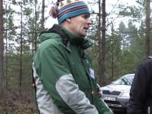 Markskador, Herman Sundqvist, Skogschef Sveaskog, ger bakgrund till träffen