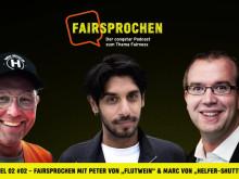 congstar FAIRsprochen mit Peter Kriechel und Marc Ulrich