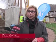 Glasfaserausbau in Geiselbach (Hessen) - Main.TV vom 13.02.2019