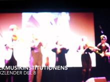 Följ nedräkningen till Folkmusikinstitutionens julkonsert på KMH 12/12! Här är lucka 8 i videojulkalendern!