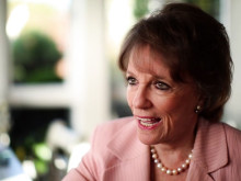 Esther Rantzen explains why the Silver Line chose MyDonate