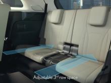 2020 Lexus RX 450Lh 3. seterad