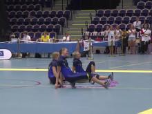 Guldhopp nr 2 för Sverige - VM i hopprep 2016