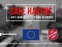 Safe Havens skildrar människohandelns verklighet i Europa.