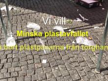Ingen plast från Malmö ska hamna i haven