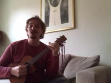 Kantor Isidoro Abramowicz sjunger in Shabbat