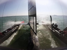 Sail Racing Official Partner, AMERICA'S CUP, ORACLE TEAM USA