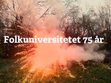 Folkuniversitetet firar 75 år på Bokmässan