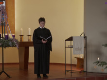Video-Andacht Neujahr 2021 aus der Hephata-Kirche