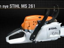 STIHL motorsav - MS 261