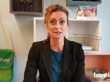 Anna Svärd Generalsekreterare Barnfonden Small Voices Big Dreams Rapport 2019