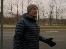 VNR - Biler redder liv: Martin kunne være død