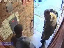 CCTV footage re Harry Uzoka murder