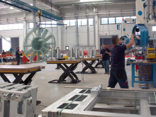 Cavotec Italy's world-class production facility
