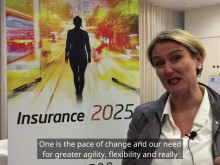 Stephanie Smith at Insurance 2025