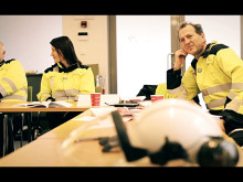 Med hender og hode // Safety and purpose (Norwegian)