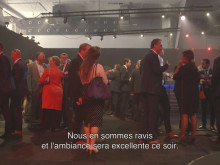 TCS wins two Data News Awards for Excellence (French subtitles)