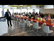 9. Tourismusfrühstück von Rostock Marketing - Branchentreff der Rostocker Touristiker am 21. Juni 2016