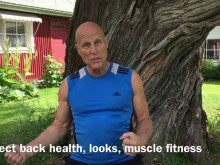 Vessi´s Vlog: More health and muscle, better looks and wellbeing