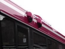 Premiär på persontrafikmässan: så förebygger vi bussolyckor