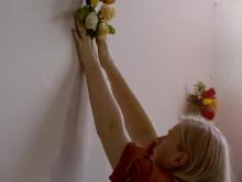 En blomstrande tapet växer fram Hanna Wendelbo