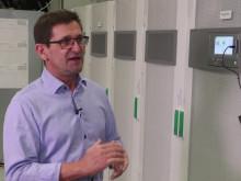 Galaxy VX - UPS til store datacentre