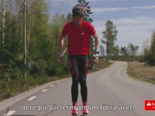 Video - Johan Olsson lägger elitkarriären åt sidan
