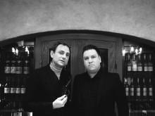 Sveriges Roligaste Vinproving med Peter Wahlbeck och Jonas Berger