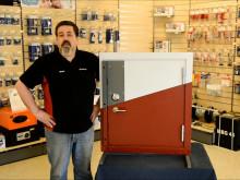 SÄKERHETSTIPS - Dörrförstärkning för plåtdörrar med negativ brytvinkel