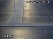 CCTV footage of suspect - Amaan Shakoor murder