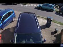 Stanmore stun gun assault: CCTV