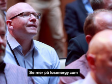 LOS Energy Day 2017 i Stockholm