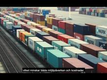 APM Terminals i Göteborg – en global aktör inom integrerad containerlogistik