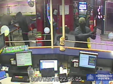 William Hill robbery